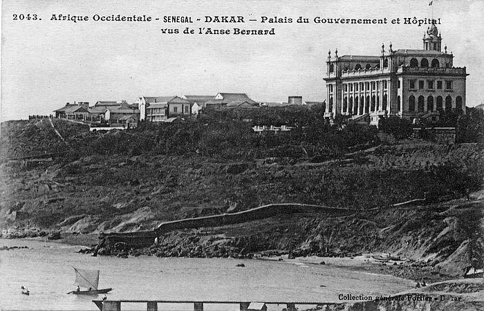 Dakar, capitale de la France Libre? Palais_gouverneur_dakar